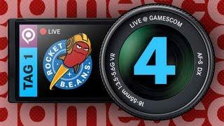 Live @ Gamescom 2013 Tag 1 (4/5 feat. GIGA.de)