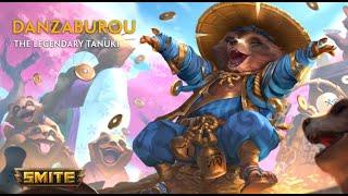 SMITE - God Reveal - Danzaburou, The Legendary Tanuki