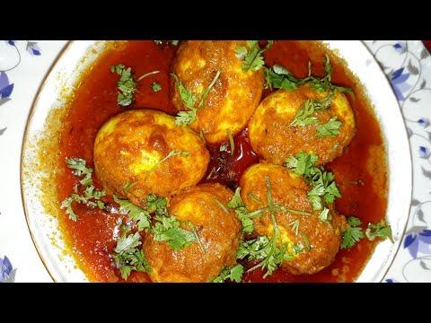 Anda korma recipe l how to make anda korma l Anda curry recipe l Egg curry recipe