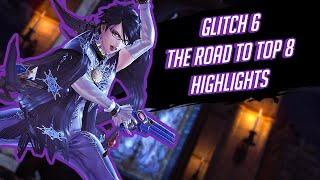 Glitch 6 The Road to Top 8 Highlights ft. MKLeo, Tweek, Ally, and More!