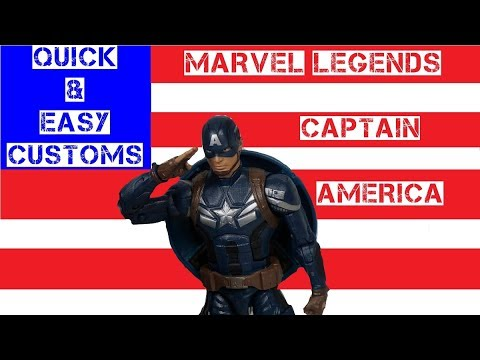 How To Make: Magnetic Captain America Shields Step By Step