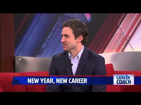 Career Coach on Fox 17 - Setting Career Goals