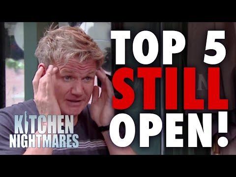 Kitchen Nightmares Restaurants Still Open