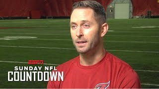 Kliff Kingsbury: Cardinals' job 'too good of an opportunity to pass up' | NFL Countdown