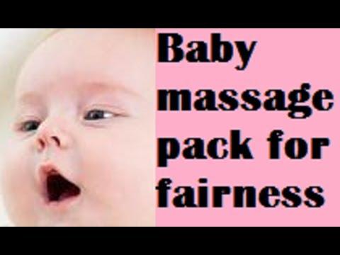 Baby massage pack|newborn baby massage|Make baby's skin whitening