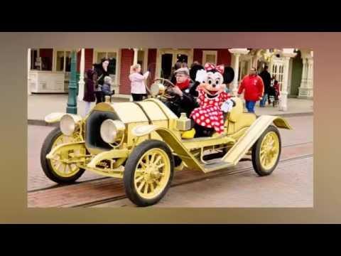 CDG to Disney Transfer | prestige-transfer