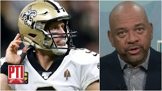 Drew Brees' apology never addressed the issue - Michael Wilbon | PTI