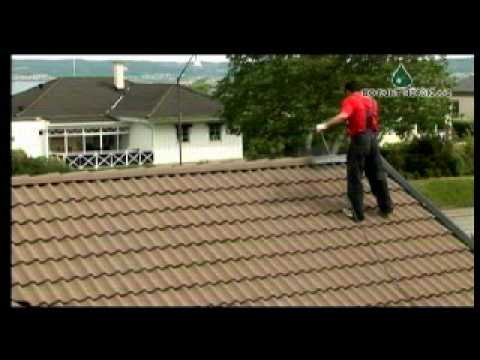 Roof Restoration and Sealing Video from http://www.weather-sealed-roofing.co.uk/
