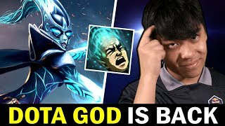 ANA the Dota GOD is back — No Mercy in Pub Game Dota 2