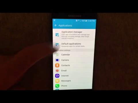 How To Disable S Voice On Galaxy S7 And Galaxy S7 Edge