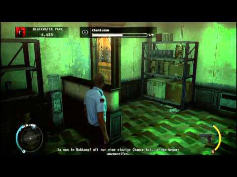 Let's Play Xbox360 [Deutsch] Hitman Absolution #23 - Der Sushi-Ninja