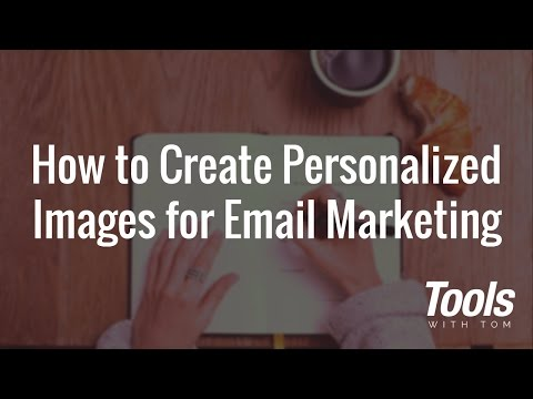 How to Create Personalized Images for Email Using Nifty Images