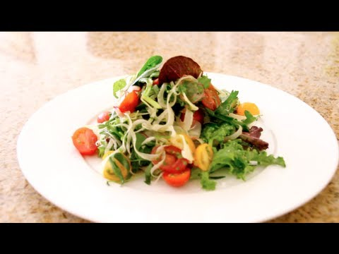 Garden Salad-How to and Recipe | Byron Talbott