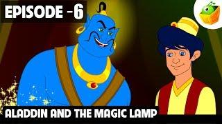 Aladdin and the Magic Lamp   Episode 6   Arabian Nights   Magicbox English Kids Stories