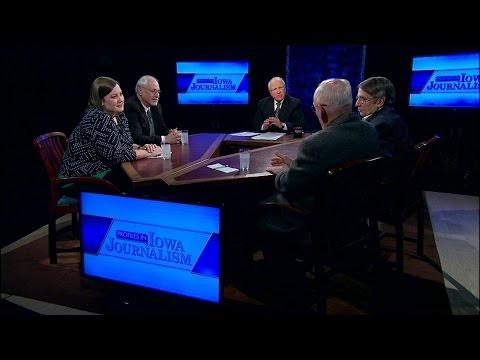 Profiles In Iowa Journalism