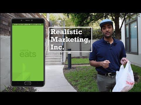Uber Eats   Realistic Marketing, Inc.