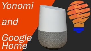Yonomi and Google Home Connected and Working