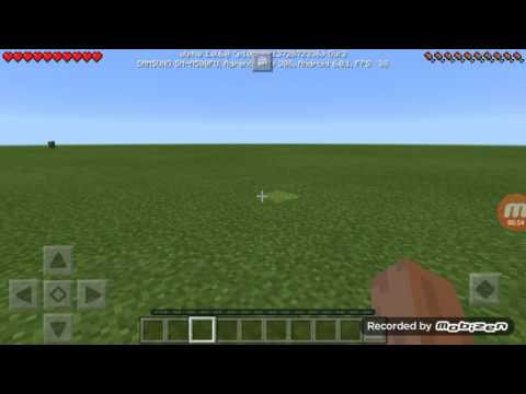 How to get command block in minecraft pe (mobile)