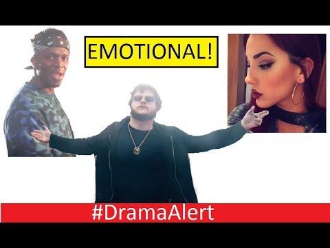 Download MP3 netnobody interview ksi dramaalert very emotional