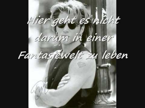 Bon Jovi - We Weren't Born To Follow (deutsche Übersetzung)