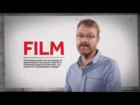 'Introduction to film' - first year module taster
