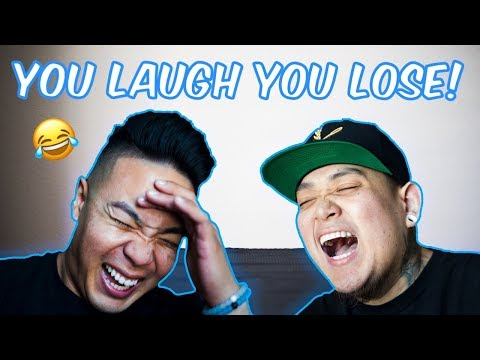 You Laugh You Lose!