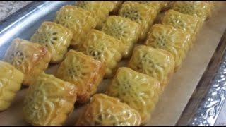 Ramadan Recipes: Maqrot/Maqrout | Semolina and Date Sweets/Cookies