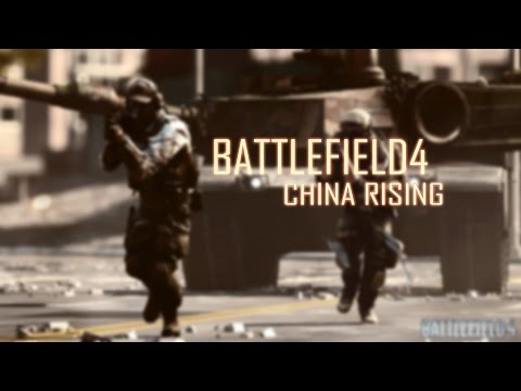 [Version 2] How to: Create Battlefield 4 China Rising text effect in Photoshop CS6