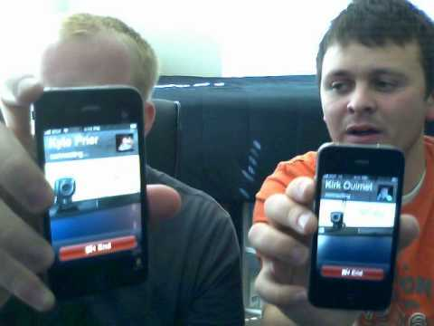 WiFi to 3G FaceTime Quality with iPhone 4