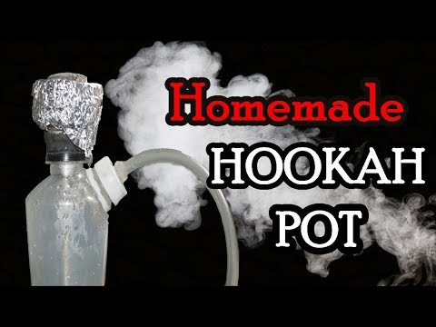 How to Make Hookah pot with water Bottle