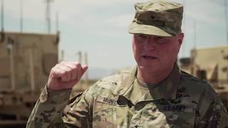 Air Defense Artillery Chief Comments on IAMD Test at Fort Bliss