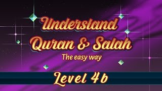4b | Understand Quran and Salaah Easy Way | Subtitled