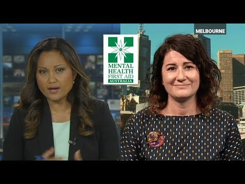 Mental Health First Aid interviewed on ABC News about their course relating to suicide