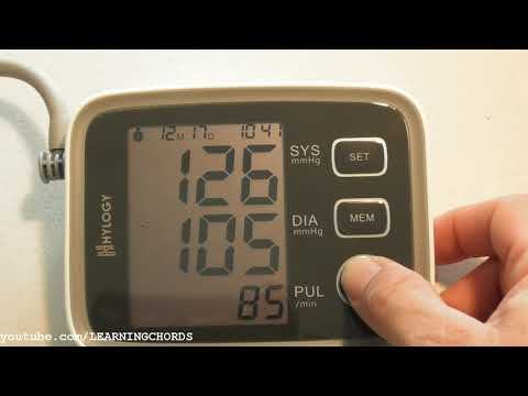 HYLOGY Accurate Digital Blood Pressure Monitor SETUP and REVIEW
