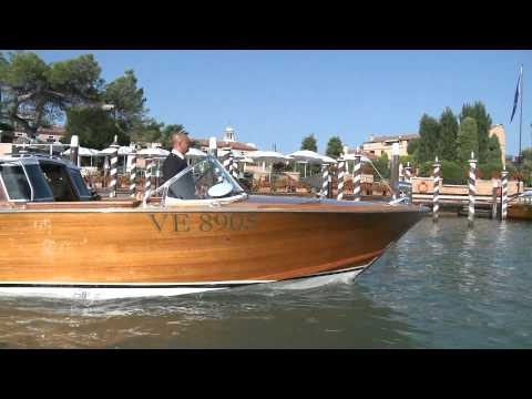 Water Taxi Venice in Italy & Limousine Service video HD | Blitz Exclusive