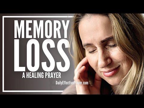 Prayer For Memory Loss - Prayers For Memory Loss, Power, Retention