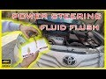 TOYOTA Camry Power Steering Fluid Complete Flush