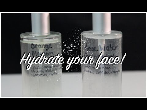DIY Face Mist and Primer For Oily & Combo Skin @itsLakishaa