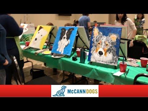 Paint Your Pet Night- Dog Portrait Painting