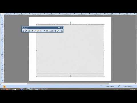 How to Create a Newspaper Using Microsoft Publisher : Microsoft Graphic Design Programs
