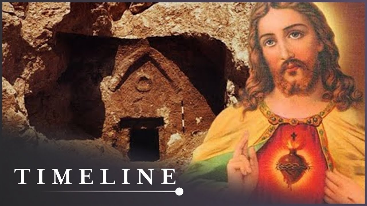 Could This Be The Real Tomb Of Christ?   Jesus' Lost Tomb   Timeline