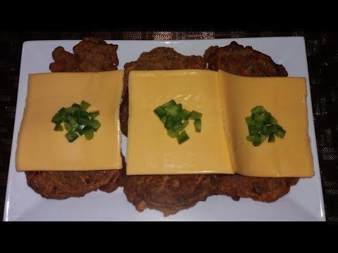 JAMAICAN Sardine Fritters