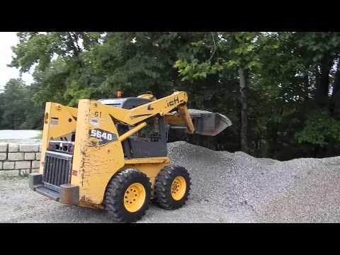 gehl skid steer 001 up for sale 5640 e turbo C&C Equipment