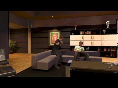 NBA 2k15 My Career - Gatorade Commercial