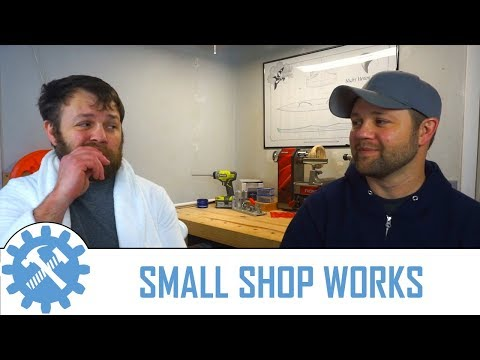 Small Shop Works Trailer