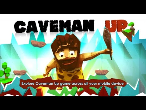 Caveman Up- Game on App Store, Google Play, Windows Phone Store