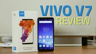 Vivo V7 Review | Cameras, Performance, Specifications, and More