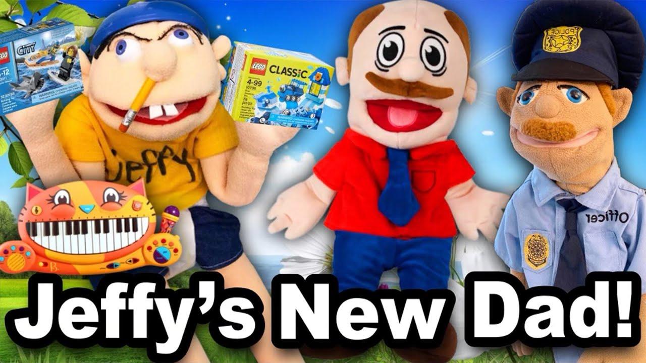 SML Movie: Jeffy's New Dad!