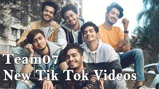 Team 07 Latest Tik Tok Comedy Video, Mr Faisu New Tik Tok Video, Hasnain Adnaan Saddu Faiz TikTok 09