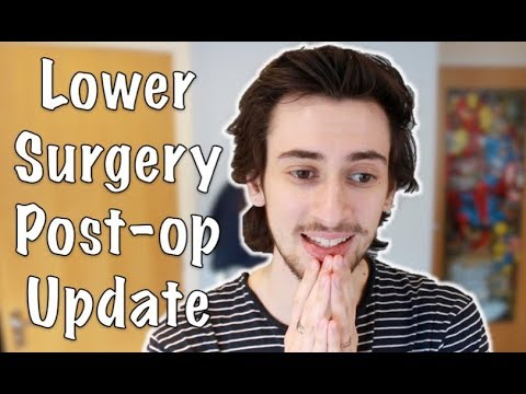FTM Bottom Surgery Post-Op Update